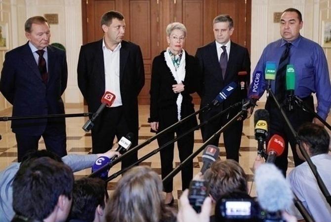 Олифер: Украина строго поставила вопрос осрыве разведения сил вСтанице Луганской