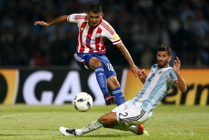 Аргентина— Парагвай. Агуэро незабил 5-й пенальти в этом году
