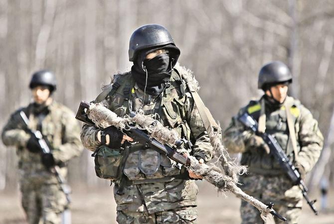 «Военная угроза свостока» сохранится надолго— Порошенко