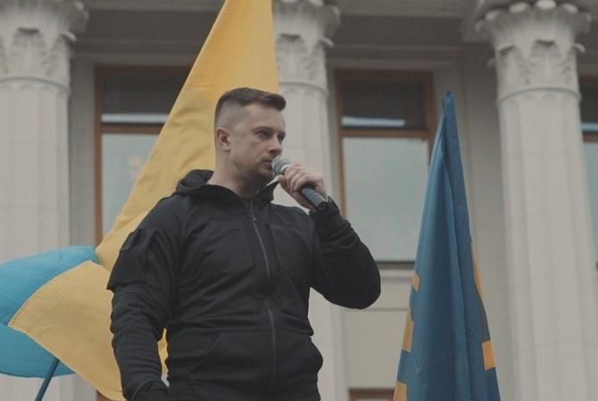 Сделаем - потом подумаем: Билецкий незнает идеологии свежей партии «Азова»