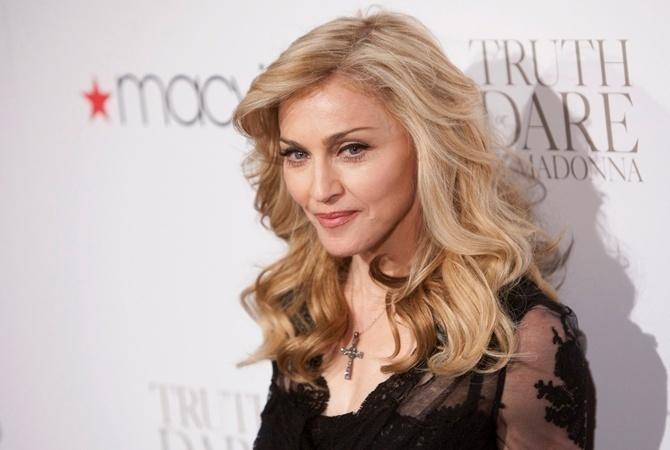 Мадонну признали дамой года повресии Billboard