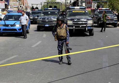 Жертвами серии терактов вИраке стали 55 человек