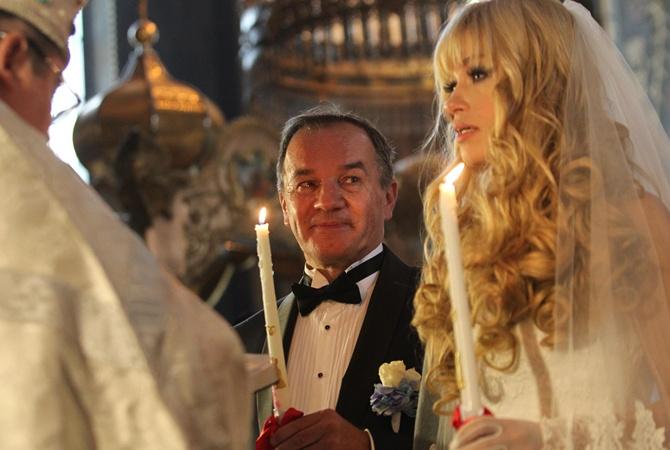 Мишель Терещенко принял православие иобвенчался воВладимирском соборе