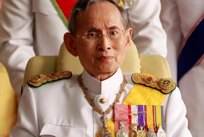 Впроцессе встречи срегентом кронпринц Таиланда подтвердил свои планы унаследовать престол