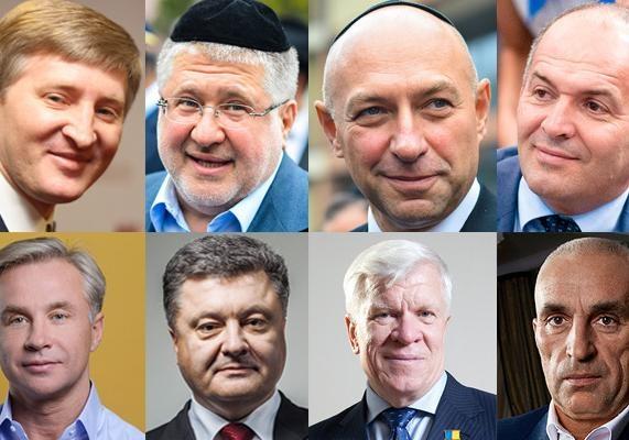 Названы самые богатые украинцы                      украинских миллионеров как всегда возглавил Ринат Ахметов. Фот
