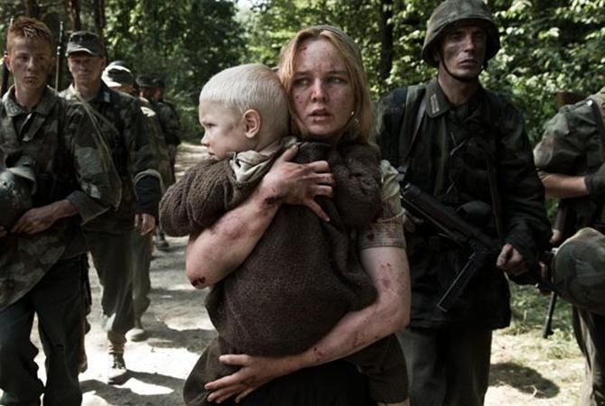 ВКиеве порекомендации МИД отменили показ скандального фильма «Волынь»