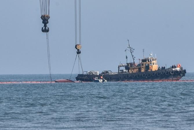 НаОдесчине установили монумент жертвам крушения баркаса «Иволга»