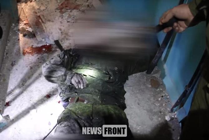 Вглобальной паутине опубликовали видео выноса излифта тела Моторолы (2)