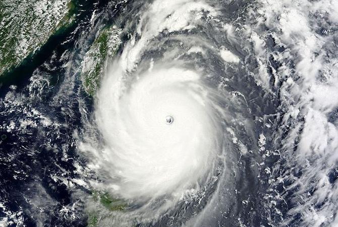 НаФилиппины может обрушиться самый мощнейший затри года тайфун