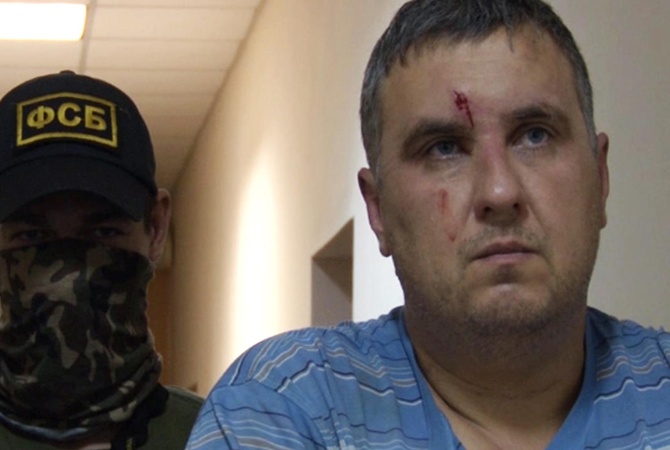 Панова, схваченного вКрыму, будет защищать юрист Сенцова