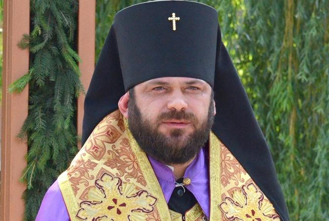 Скандального архиепископа УАПЦ отправили намесячное покаяние после гулянки вночном клубе