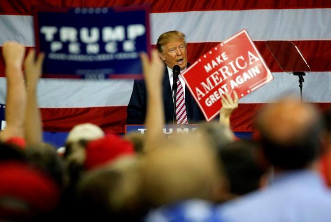 Дональд Трамп: если одержу победу, сразу признаю результаты выборов президента США