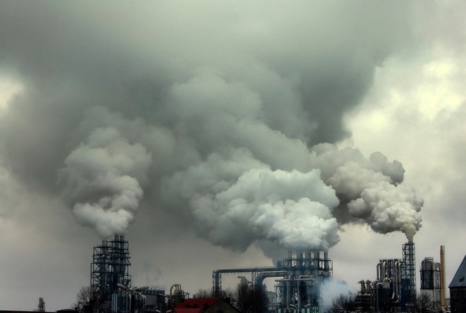 Уровень углекислого газа в атмосфере превысил свой предел Земле уже давно грозит экологическая катаст