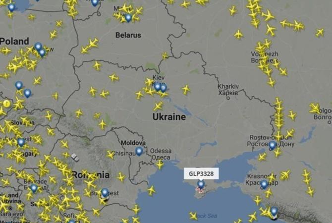 США продлили запрет наполеты вдва украинских города