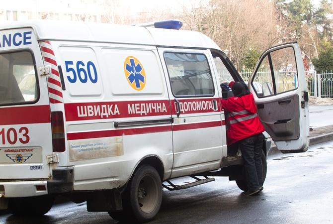 ВДнепровском районе украинской столицы вгараже обнаружили тела мужчины иженщины