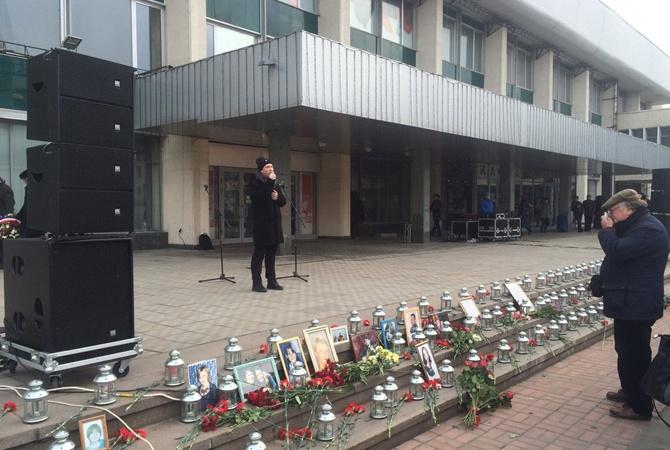 Исполнилось 14 лет содня теракта наДубровке