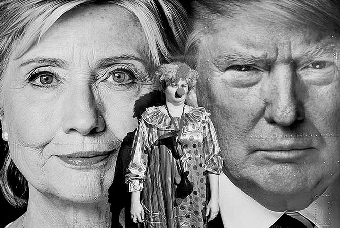 Преимущество Клинтон перед Трампом уменьшилось до 2-х процентов