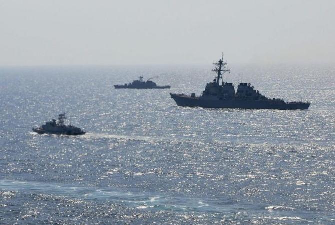 США, Германия иКанада усилят свое присутствие вЧерном море