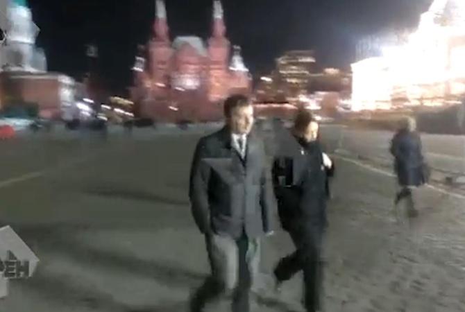«Мне приятно»: Савченко ответила только наодин вопрос репортеров в столице