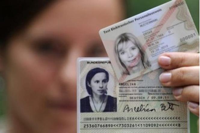 Около 500 000 украинцев получили вид нажительство вЕС в 2015г