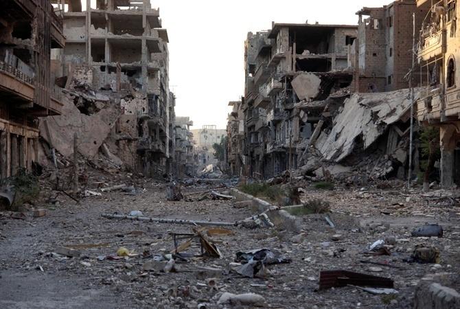 Российская Федерация причастна куничтожению школы сдетьми вСирии— США