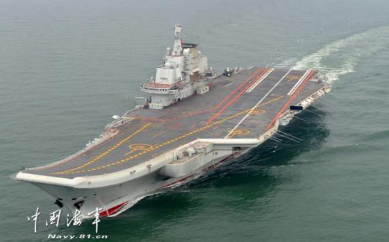КНР заканчивает строительство 2-го авианосца