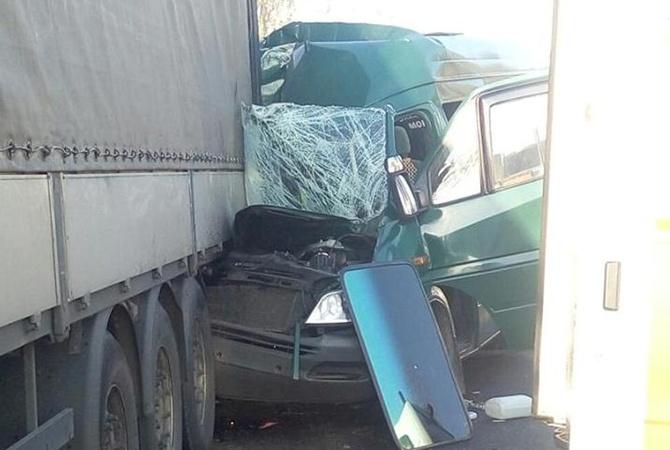 Масштабное ДТП вДнепре: пострадали неменее 10 человек