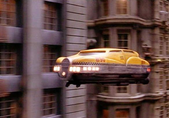UBER обещает внедрить летающие автомобили