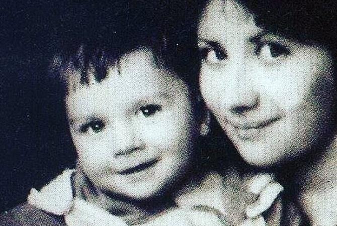 Картинки по запросу Сергей Лазарев показал, как выглядит его мама