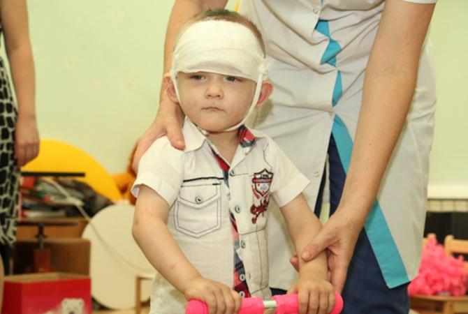 ВОдессе усыновили найденного наулице 3-летнего мальчика