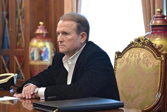 «Заугрозу общенациональным интересам»: против Медведчука иФирташа могут ввести персональные санкции