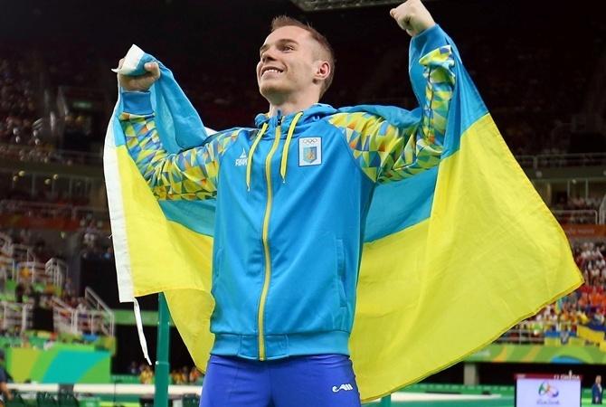 Украинские гимнасты Верняев иКислая выиграли Кубок Швейцарии