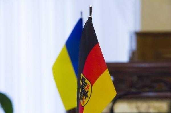 Украина получит отГермании еще 72млневро помощи