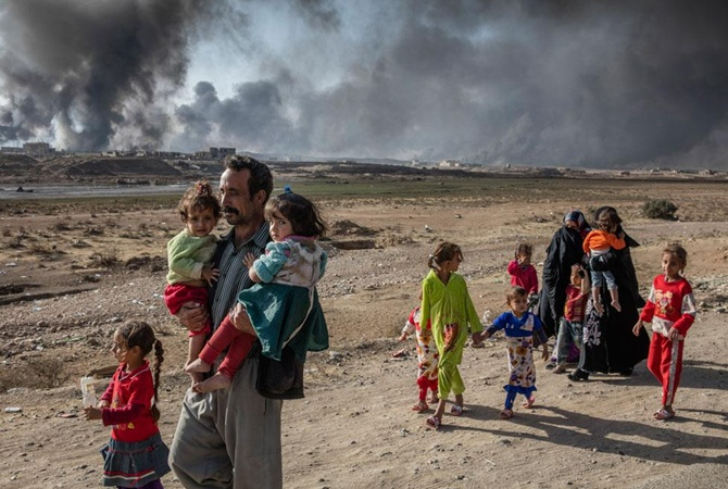 Армия Ирака начала атаковать последний город наподступах кМосулу