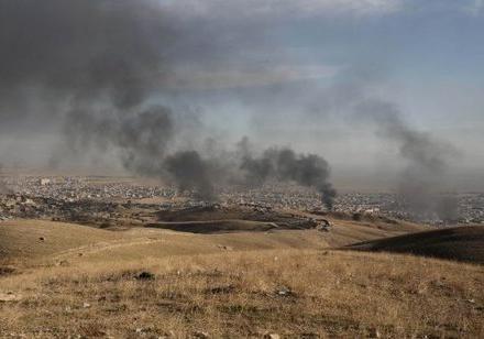 ВИраке 12 человек погибли в итоге взрыва