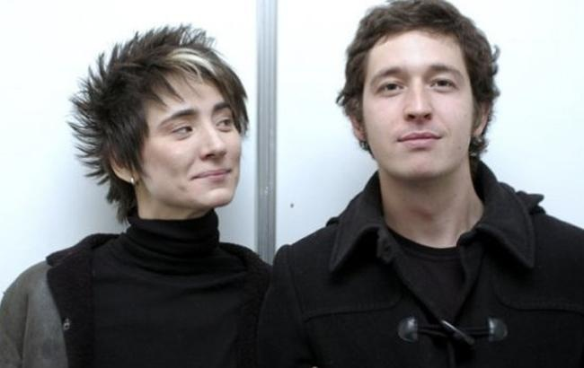 На концерте в Лондоне Земфира спела с Шуровым Дмитрий Шуров и Земфира
