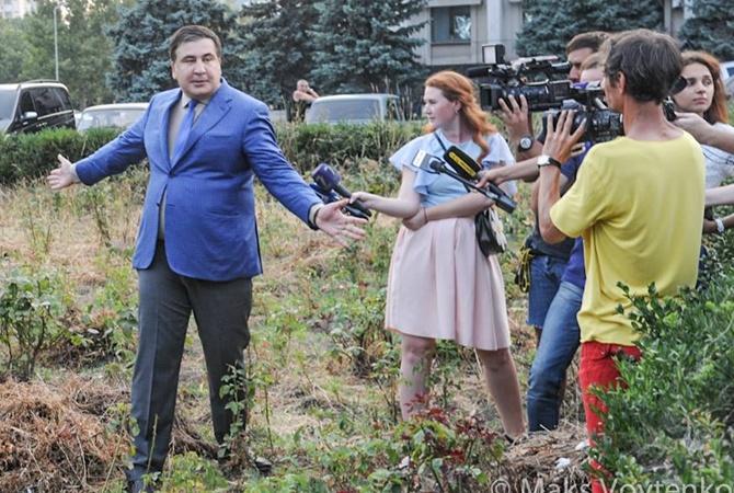 Отставка Саакашвили может быть игрой против Тимошенко с существенным сигналом— политолог Карасев