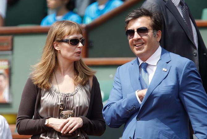 Супруга Саакашвили отказалась отместа впарламенте Грузии