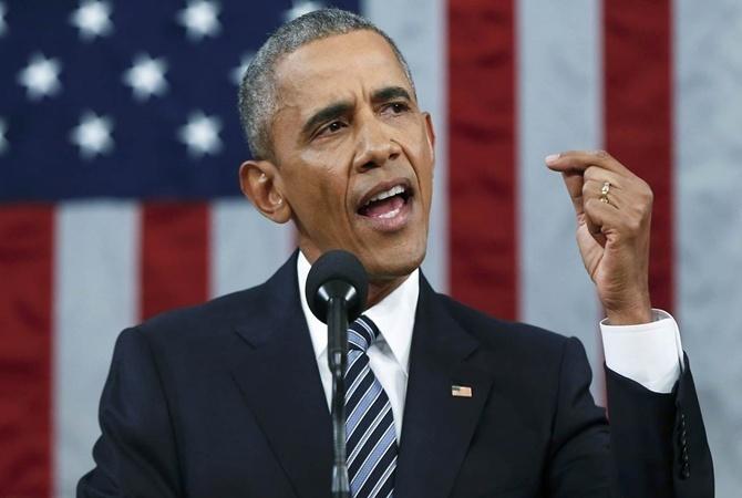 Обама сомневается врезультатах выборов, однако верит ввеличие США