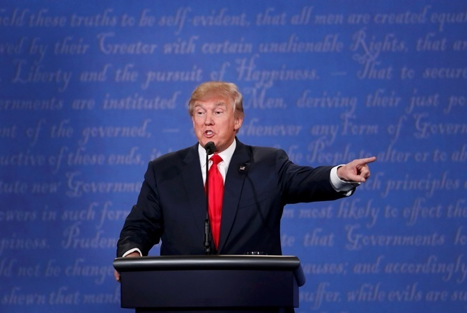 Штаб Трампа подал иск против властей штата Невада