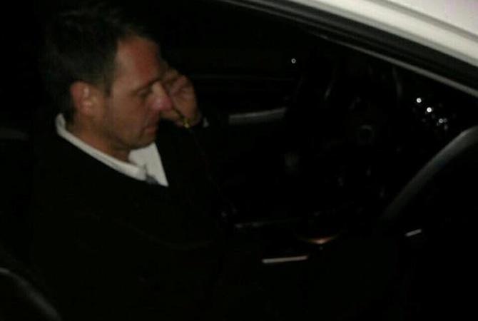 Нетрезвый зампрокурора Славянска пытался пересечь блокпост