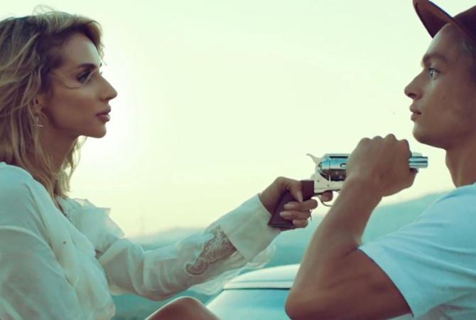 LOBODA презентовала страстный видеоклип насингл «Твои глаза»