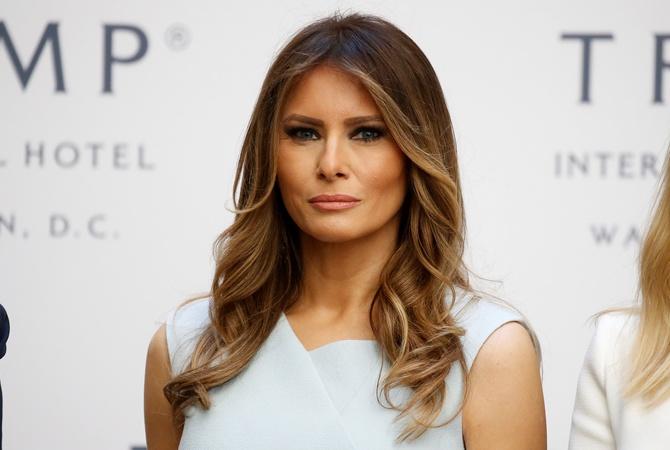 Тина Канделаки назвала дочь вчесть супруги нового президента США Дональда Трампа