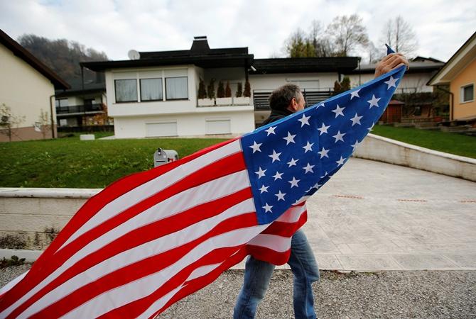 ВСША провели референдум посозданию 51-го штата— Процесс пошел