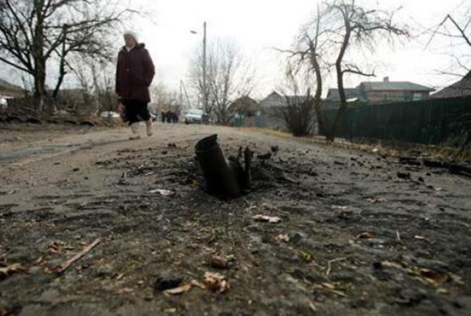 Русские оккупанты накрыли огнём жилмассив вблизи Попасной