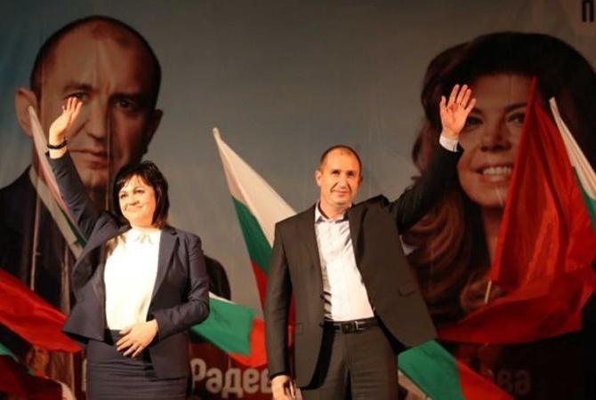 ВБолгарии стартовал 2-ой тур выборов президента