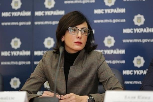 Деканоидзе проинформировала, чем займется после отставки