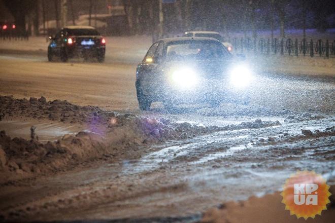 Водителей предупредили отумане игололедице на трассах