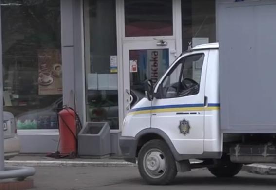 ВУжгороде рабочие АЗС инсценировали нападение насамих себя