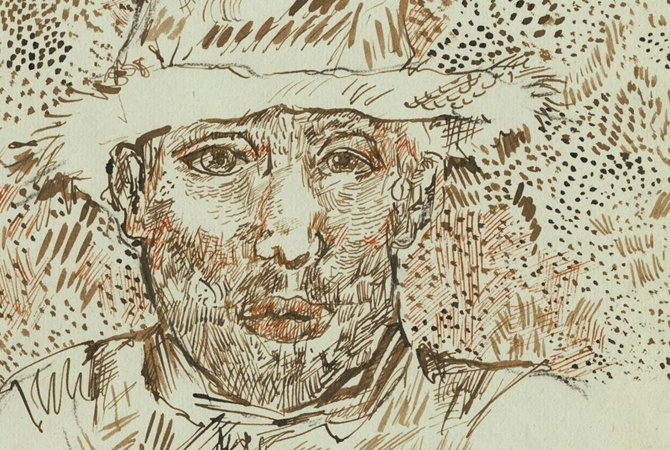 Встолице франции презентовали книгу снеизвестными работами Ван Гога